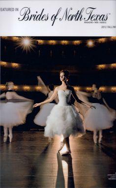 Ballerina bridal photo shoot #bridal #ballerina #justinalexander