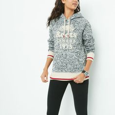 Angie Roots Cabin Hoody