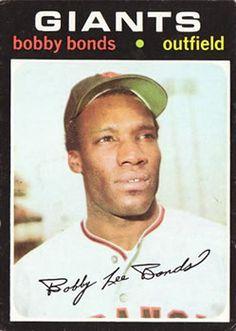 295 - Bobby Bonds - San Francisco Giants