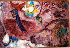 by Chagall