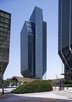 Sowwah Square by Goettsch Partners / Al Maryah Island, Abu Dhabi, UAE