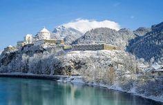 Kufstein Fortress, Austria