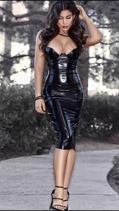 corsets and latex