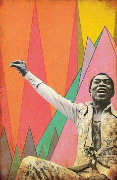 Fela: Digital Collage