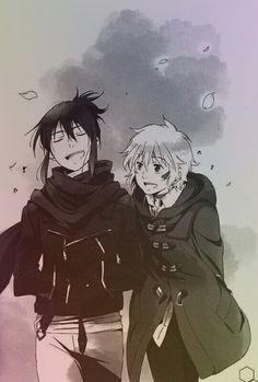 Nezumi and Shion All Anime, Anime Manga, Yukine Noragami, Otaku, Number Six, Beautiful Series, No 6, Shounen Ai, Manga Games