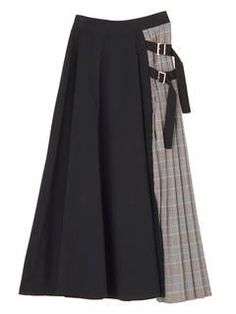 Korean Street Fashion, Korea Fashion, Indie Fashion, Aesthetic Fashion, Hijab Fashion, Fashion Outfits, Model Rok, Long Skirt Fashion, Dress Design Sketches