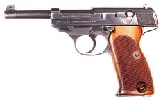 The P38 was developed from the Walther AP (Armee Pistole/Army pistol).