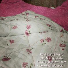 2 tone bedcover