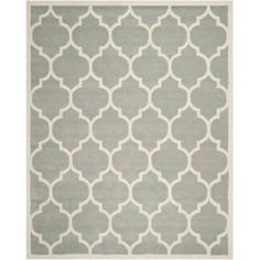 Safavieh Chatham Gavin Hand Tufted Wool Area Rug, Beige