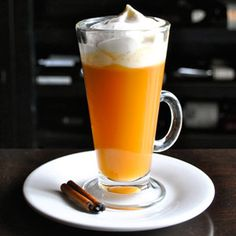 hot buttered rum - Warm Winter Cocktail Recipes - Delish.com