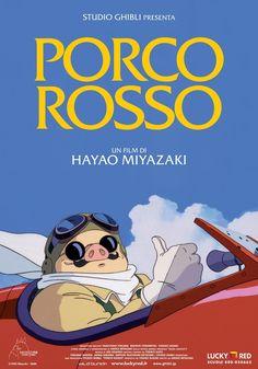 Porco rosso, film completo animazione del 1992 in streaming HD gratis in italiano, guarda online e fai download in alta definizione.