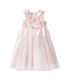 Pippa & Julie 2T-6X Ballerina Soutach Dress