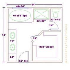 Best Floor Plan 12X15 Master Bath 040610 Jpg Click Image To 400 x 300