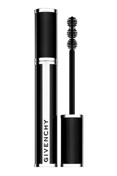 Givenchy Noir Couture 4 in 1 Mascara Mascaras with strangely shaped wands just seem like they will work better than the average mascara. Unfortunately, most don't live live up to the expectation. This Givenchy mascara, however, is no joke. After your first application, you'll swear your lashes never looked better.