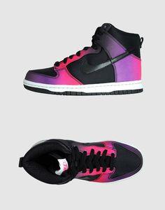 ShopStyle: NIKE High-top sneaker