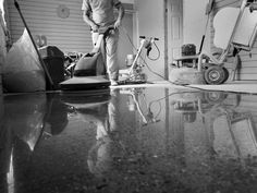 Come and take at just a few of our completed polished concrete projects which spans residential, commercial and industrial concrete polishing projects