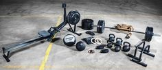 Warrior CrossFit Package - Equipment - Rogue Fitness