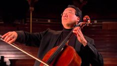Sarabande from J.S. Bach's First Suite for Unaccompanied Cello, Yo Yo Ma