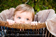 Ani Tsatourian is a premier award-winning Los Angeles newborn photographer. She also specializes in baby, children, family, and maternity fine art portrait photography. 9 Month Olds, 9th Month, Green Eyes, Blue Green, Studio C, Baby Portraits, Photographing Babies, Newborn Photographer, 6 Months