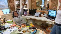 Oprah's office