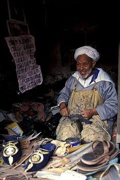 Shoesmaker, Taroudant