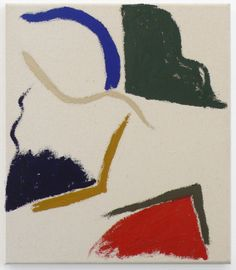 Paul Cowan Untitled, 2010 oil on canvas, 15 x 13 inches
