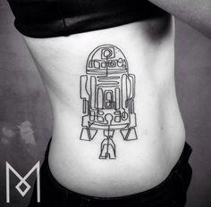 tatuajes-hechos-con-una-sola-linea-continua-r2-d2-600x592.jpg (600×592)