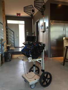 Extruded Aluminum, Filmmaking, Cart, Stool, Trucks, Ideas, Tool Cart, Metals, Desktop