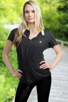 Concealed Carry Athletic Shirt for Active Women   The Wanted Wardrobe Boutique