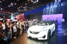 #PeugeotFractal #IAA #IAA15 #Conceptcar #motorshow