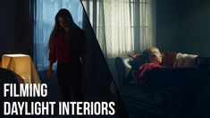 Learn How to Recreate the Natural Look of Daylight in a Studio Cinematic Lighting, Film Tips, Video Lighting, The A Team, Do Everything, Videography, Cinematography, Natural Light, Lighting Design