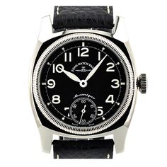 Zeno Watch Basel - Military Handwind 42mm - ZENO-WATCH BASEL is an independent and traditional Swiss watchmake...