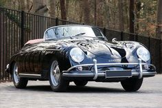 Porsche 356A Speedster 1600 T1, 1957