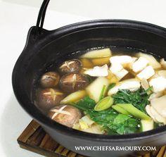 Winter Nabe - Japanese Hotpot Recipe | Chef's Armoury Blog