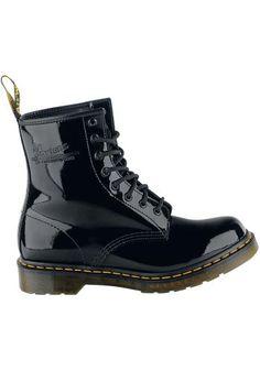 1460 - 8 Eye Boot patent - Laars van Dr. Martens