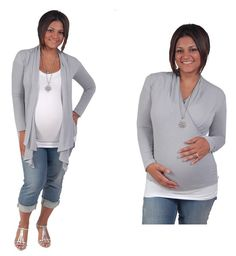 Maternity Cardigans pregnancy clothes