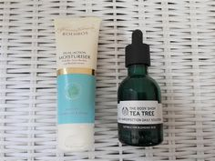 Today I will be talking about my top 5 skincare products, I use these products regularly/daily as recommended and find that out of all my . Moisturiser, Tea Tree, Collagen, Skincare, Wine, Bottle, Tops, Products, Collages