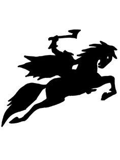 disney pumpkin stencils | La normale vita di una teenager...: Un perfetto Cavaliere senza testa ...