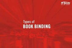 Check out the album to get the knowledge of 'Types of Book Binding' at a glance. Types Of Books, Book Binding, Knowledge, How To Get, Album, Check, Bookbinding, Facts