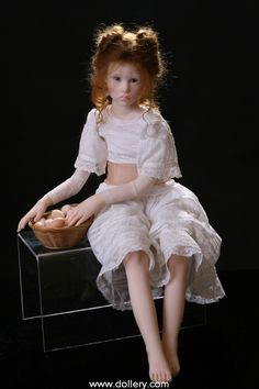 Laura Scattolini Dolls at the Dollery