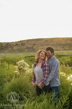 Southern Idaho Wedding Photographer | Cache and Emily Engagements Ainslie Vergara Photography