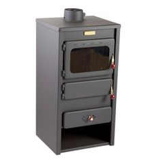 The wood burning stove LS120 is a product with high heating efficiency, low fuel consumption and low emission production.  The simplicity of the design of the wood burning stove LS120 makes it affordable, and easy to clean and maintain.  An economic and natural way of heating. Wood Burner, Stove, Locker Storage, Cleaning, Natural, Easy, Design, Home Decor, Decoration Home