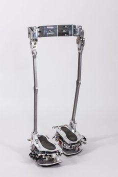 Exoskelett für Quers