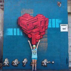 #glamadelaide #streetart #art #streetstyle #streetarteverywhere #wallart #heart #poser #shootthestreets #thestreetsofadelaide #thecityadelaide #instagrammers #illgrammers #justgoshoot #instagood #instagramadelaide #adelaidephotographer #streetdreamsmag #streetphotography by jahn234 Just Go, Street Photography, Street Art, Wall Art, Heart, Instagram Posts, Hearts, Wall Decor