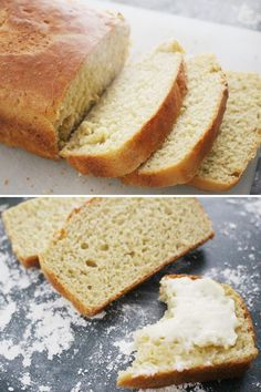 This recipe for an easy einkorn sandwich loaf is perfect for beginners and is a . Sandwich Loaf, Sandwich Bread Recipes, Flour Recipes, Cookie Recipes, Cookie Ideas, Baking Recipes, Einkorn Bread, Tasty Bread Recipe, Clean Recipes