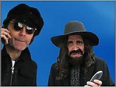 John Lennon Telephones George Harrison 1980 (+playlist)