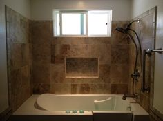 Walk In Tub/Shower Combination Price | Walk In Jacuzzi Tub With Moen Shower