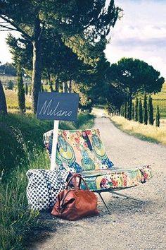 Take me to Milano!