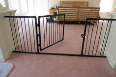 This and that: DIY Dog gate