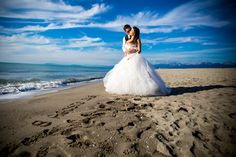 wedding editorial #trashthedress #weddingphotography #tuscan #italy #sea #beach